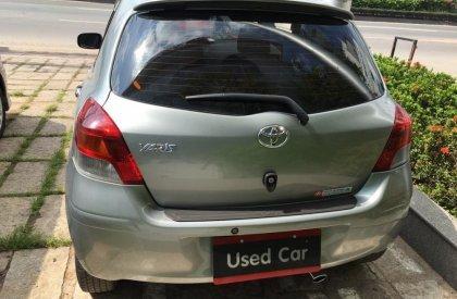 Bán ô tô Toyota Yaris đời 2012, màu bạc, nhập khẩu, số tự động-3