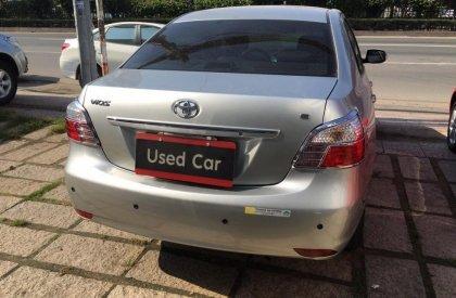 Cần bán Toyota Vios 2013, màu bạc, số sàn, 540 triệu-3