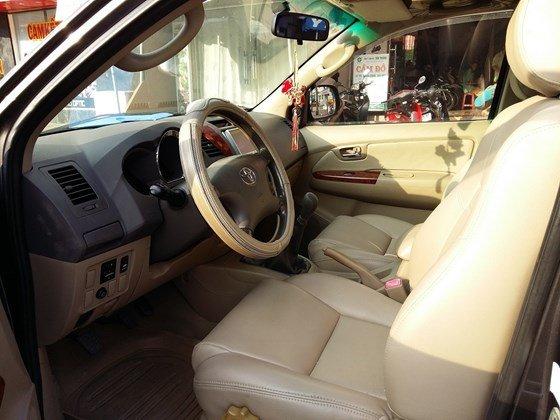 Xe Toyota Fortuner sản xuất 2009, nhập khẩu chính hãng, chính chủ, giá chỉ 720 triệu-5