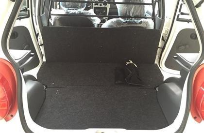 Cần bán xe Chevrolet Spark 2015, màu trắng, số sàn-4