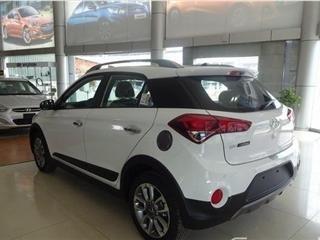 Bán ô tô Hyundai i20 Active năm 2015, màu trắng, nhập khẩu chính hãng-2