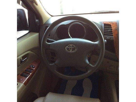 Cần bán Toyota Fortuner đời 2010, nhập khẩu, chính chủ-0