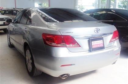 Bán xe Toyota Camry 3.5Q đời 2007, màu bạc, giá chỉ 760 triệu  -1