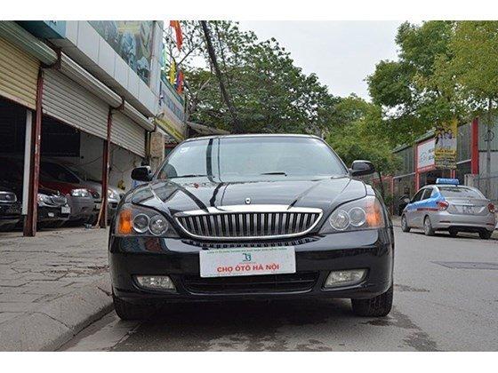 Bán xe Daewoo Magnus đời 2004, màu đen, nhập khẩu chính hãng, số tự động  -11