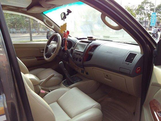 Xe Toyota Fortuner sản xuất 2009, nhập khẩu chính hãng, chính chủ, giá chỉ 720 triệu-1