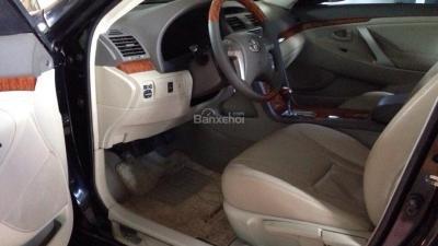 Bán Toyota Camry sản xuất 2010, màu đen, xe nhập, xe gia đình, giá tốt-3