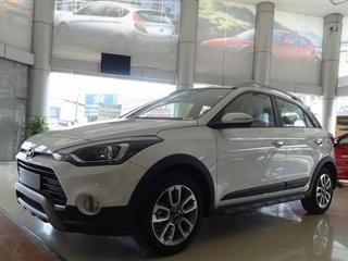 Bán ô tô Hyundai i20 Active năm 2015, màu trắng, nhập khẩu chính hãng-0