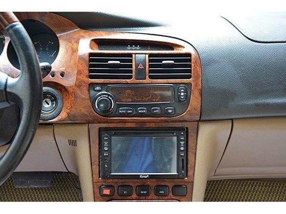 Bán xe Daewoo Magnus đời 2004, màu đen, nhập khẩu chính hãng, số tự động  -1