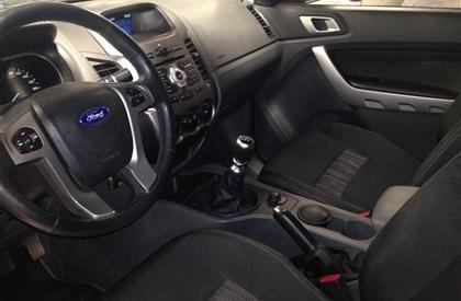 Bán Ford Ranger đời 2013, màu bạc, nhập khẩu  -3