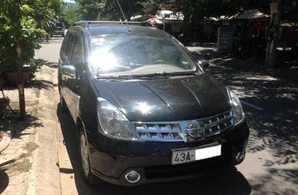 Bán ô tô Nissan Grand Livina Đời 2011, màu đen, nhập khẩu, còn mới - 360 triệu-0
