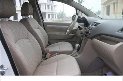 Bán ô tô Nissan Grand Livina Đời 2011, màu đen, nhập khẩu, còn mới - 360 triệu-4