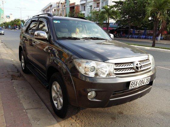 Xe Toyota Fortuner sản xuất 2009, nhập khẩu chính hãng, chính chủ, giá chỉ 720 triệu-9