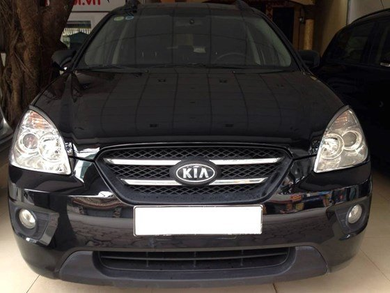 Cần bán Kia Carens, sản xuất 2008, nhập khẩu-9