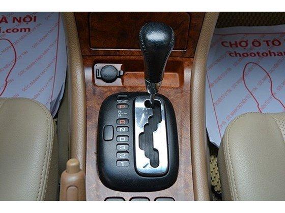 Bán xe Daewoo Magnus đời 2004, màu đen, nhập khẩu chính hãng, số tự động  -2