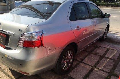 Cần bán Toyota Vios 2013, màu bạc, số sàn, 540 triệu-1