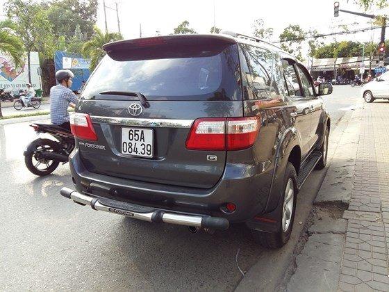 Xe Toyota Fortuner sản xuất 2009, nhập khẩu chính hãng, chính chủ, giá chỉ 720 triệu-7