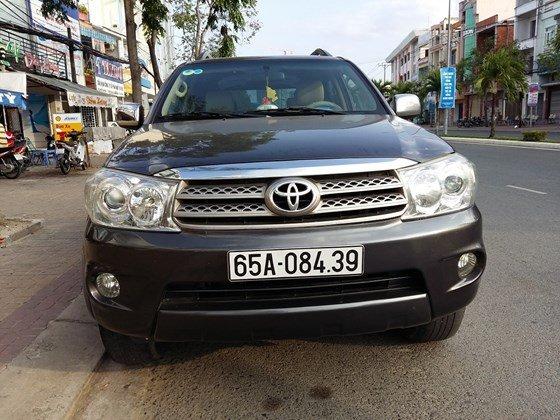 Xe Toyota Fortuner sản xuất 2009, nhập khẩu chính hãng, chính chủ, giá chỉ 720 triệu-6
