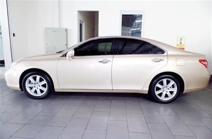 Bán ô tô Lexus ES đời 2006, màu vàng, xe nhập-1