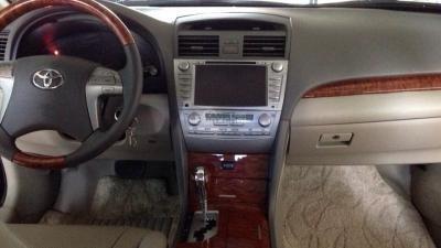 Bán Toyota Camry sản xuất 2010, màu đen, xe nhập, xe gia đình, giá tốt-2