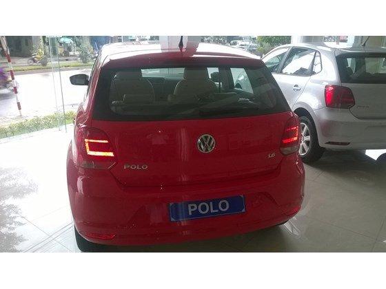 Cần bán xe Volkswagen Polo đời 2015, màu đỏ, xe nhập, giá chỉ 751 triệu-2