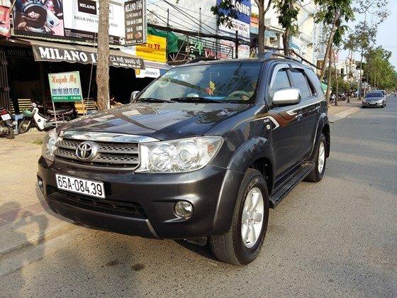 Xe Toyota Fortuner sản xuất 2009, nhập khẩu chính hãng, chính chủ, giá chỉ 720 triệu-0
