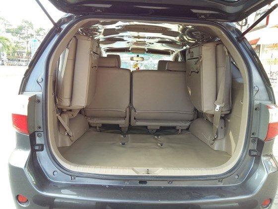 Xe Toyota Fortuner sản xuất 2009, nhập khẩu chính hãng, chính chủ, giá chỉ 720 triệu-3