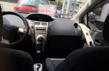Bán ô tô Toyota Yaris đời 2012, màu bạc, nhập khẩu, số tự động-4