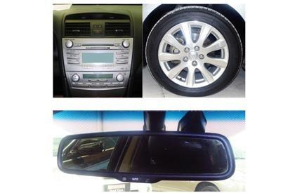 Bán xe Toyota Camry 3.5Q đời 2007, màu bạc, giá chỉ 760 triệu  -6