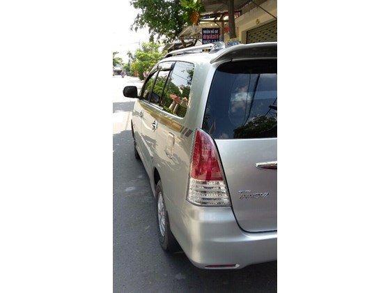 Cần bán Toyota Innova đời 2008, màu bạc, chính chủ, giá chỉ 388 triệu-0