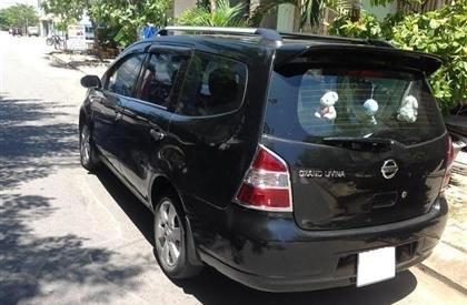 Bán ô tô Nissan Grand Livina Đời 2011, màu đen, nhập khẩu, còn mới - 360 triệu-3