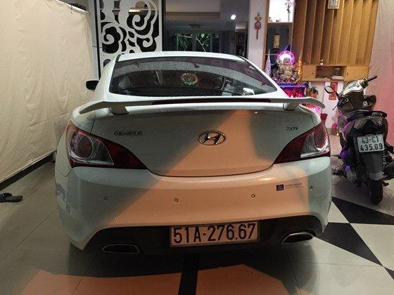 Cần bán gấp Hyundai Genesis năm 2012, màu trắng, nhập khẩu, số tự động, giá chỉ 670 triệu-1