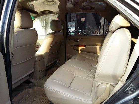 Xe Toyota Fortuner sản xuất 2009, nhập khẩu chính hãng, chính chủ, giá chỉ 720 triệu-2