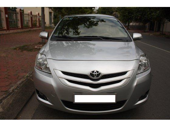 Cần bán Toyota Vios đời 2008, nhập khẩu chính hãng, chính chủ-0