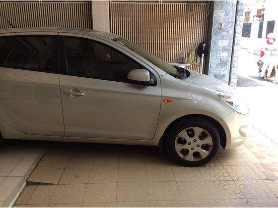 Bán xe Hyundai i20 đời 2011, nhập khẩu, 460 triệu-0