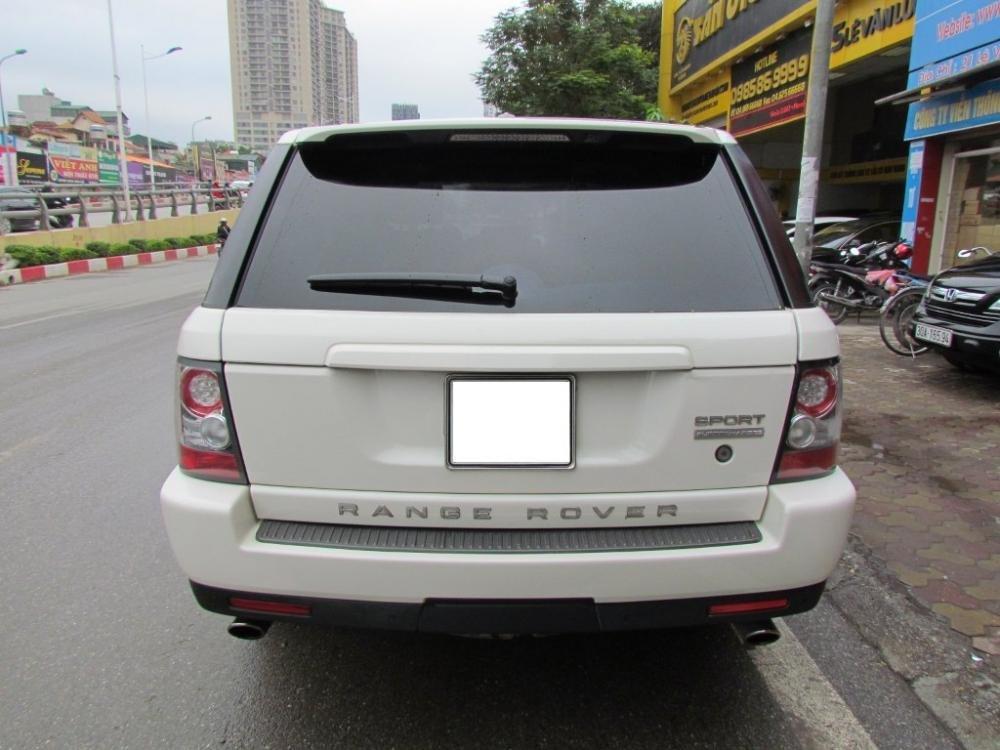 Cần bán xe LandRover Range rover đời 2011, màu trắng, nhập khẩu nguyên chiếc-2