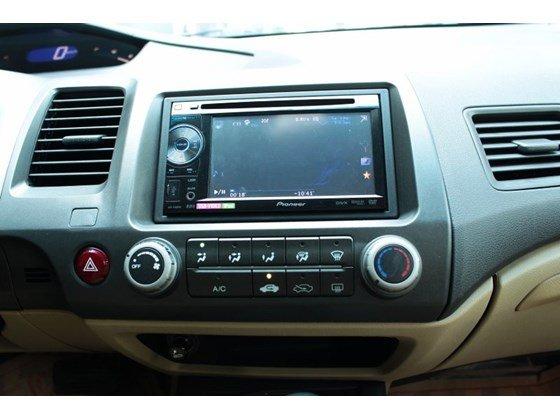 Bán xe Honda Civic năm 2008, màu đen, nhập khẩu nguyên chiếc, số tự động, 500 triệu-4