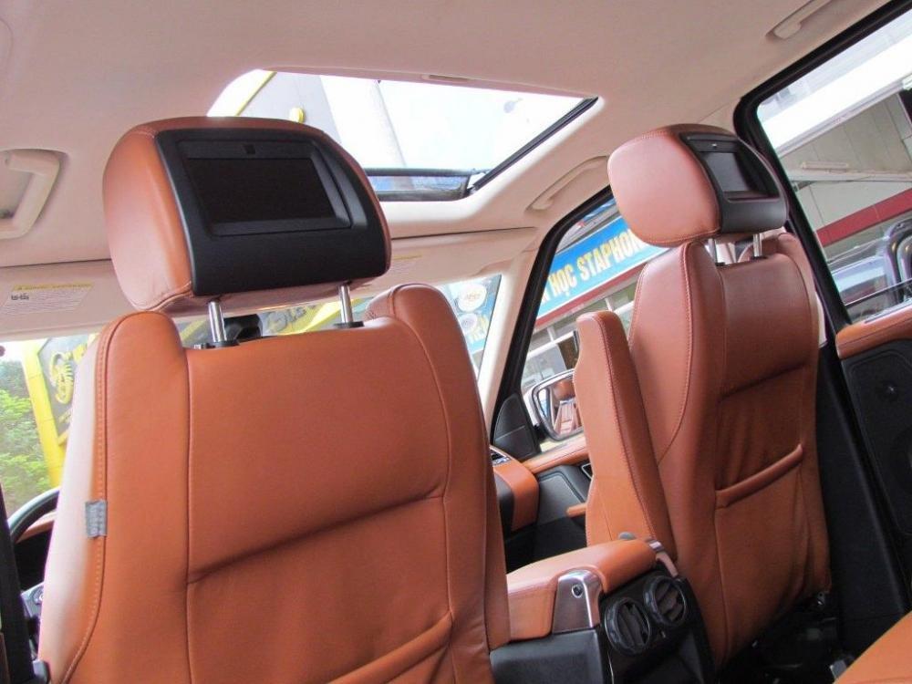 Cần bán xe LandRover Range rover đời 2011, màu trắng, nhập khẩu nguyên chiếc-6