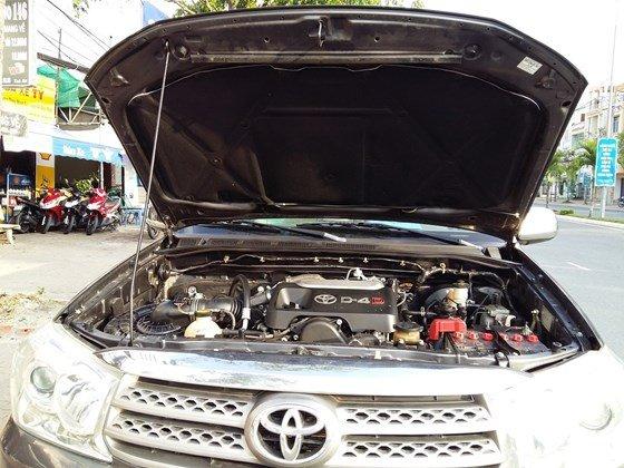 Xe Toyota Fortuner sản xuất 2009, nhập khẩu chính hãng, chính chủ, giá chỉ 720 triệu-4