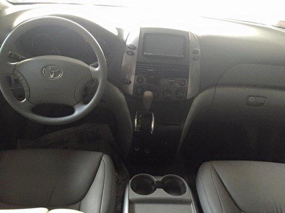 Cần bán lại xe Toyota Sienna đời 2008, nhập khẩu-9