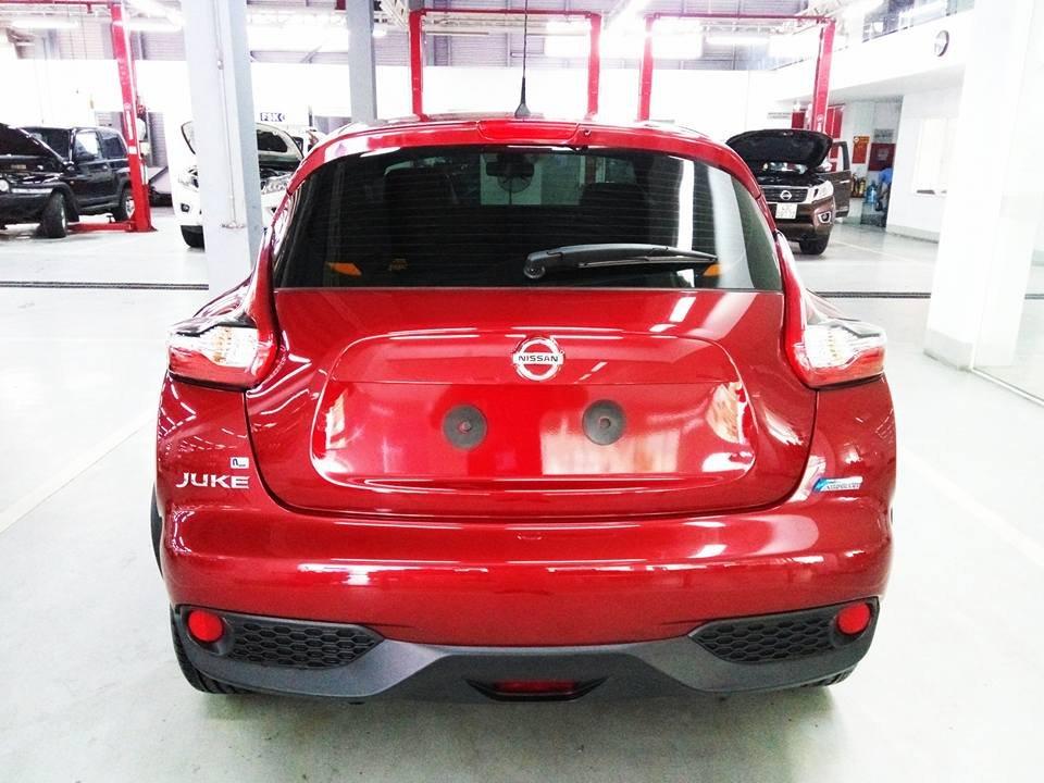 Bán ô tô Nissan Juke đời 2015, màu đỏ, nhập khẩu-5
