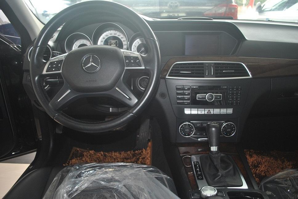 Cần bán gấp Mercedes C250 sản xuất 2011, màu đen-5