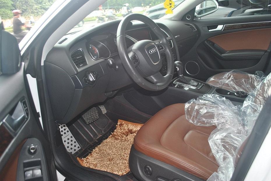 Cần bán xe Audi A5 đời 2011, màu trắng, xe nhập, chính chủ-3