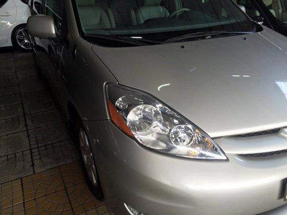 Cần bán lại xe Toyota Sienna đời 2008, nhập khẩu-4