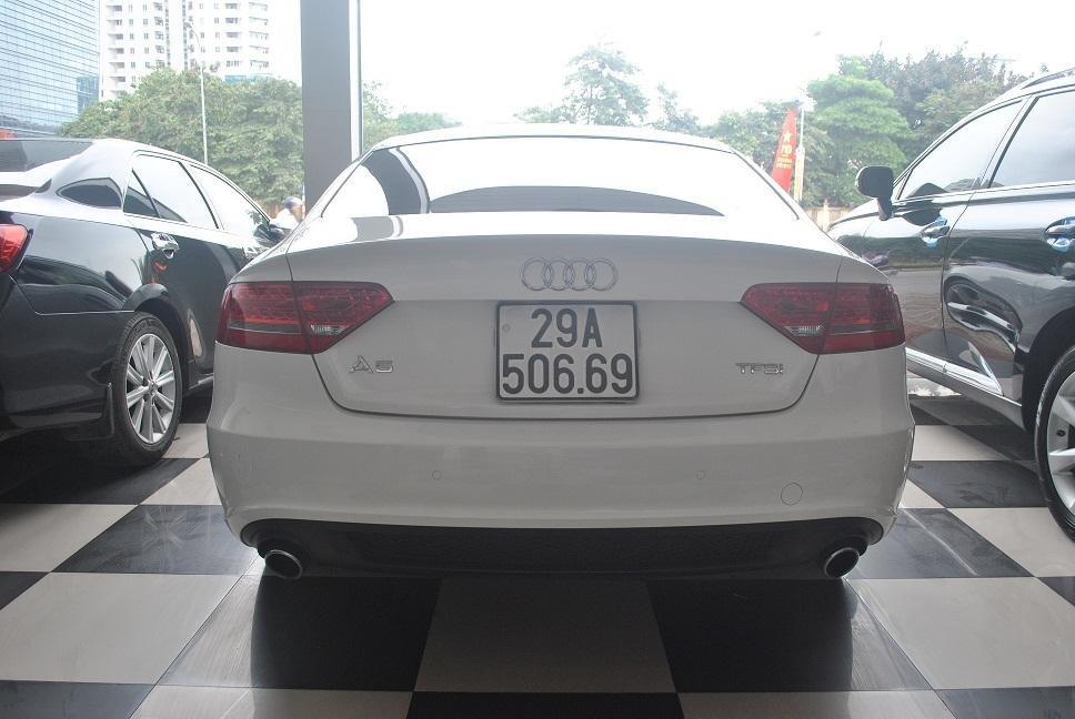 Cần bán xe Audi A5 đời 2011, màu trắng, xe nhập, chính chủ-6