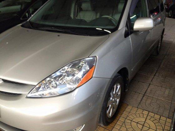 Cần bán lại xe Toyota Sienna đời 2008, nhập khẩu-5