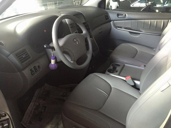 Cần bán lại xe Toyota Sienna đời 2008, nhập khẩu-8