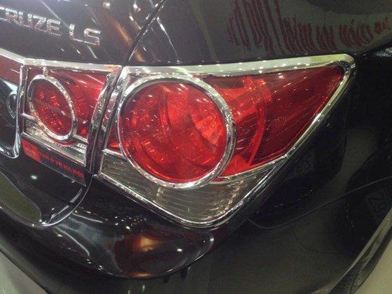 Bán xe Chevrolet Cruze sản xuất 2011, màu đen, nhập khẩu chính hãng, như mới-8