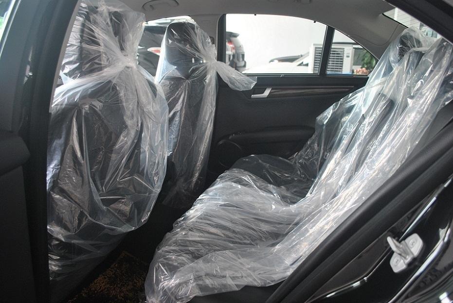 Cần bán gấp Mercedes C250 sản xuất 2011, màu đen-4