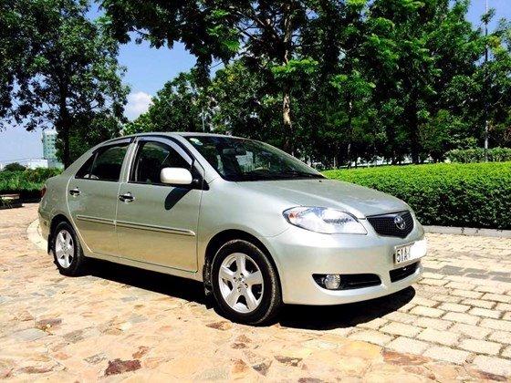 Cần bán lại xe Toyota Vios đời 2007, xe nhập, giá 325tr-0
