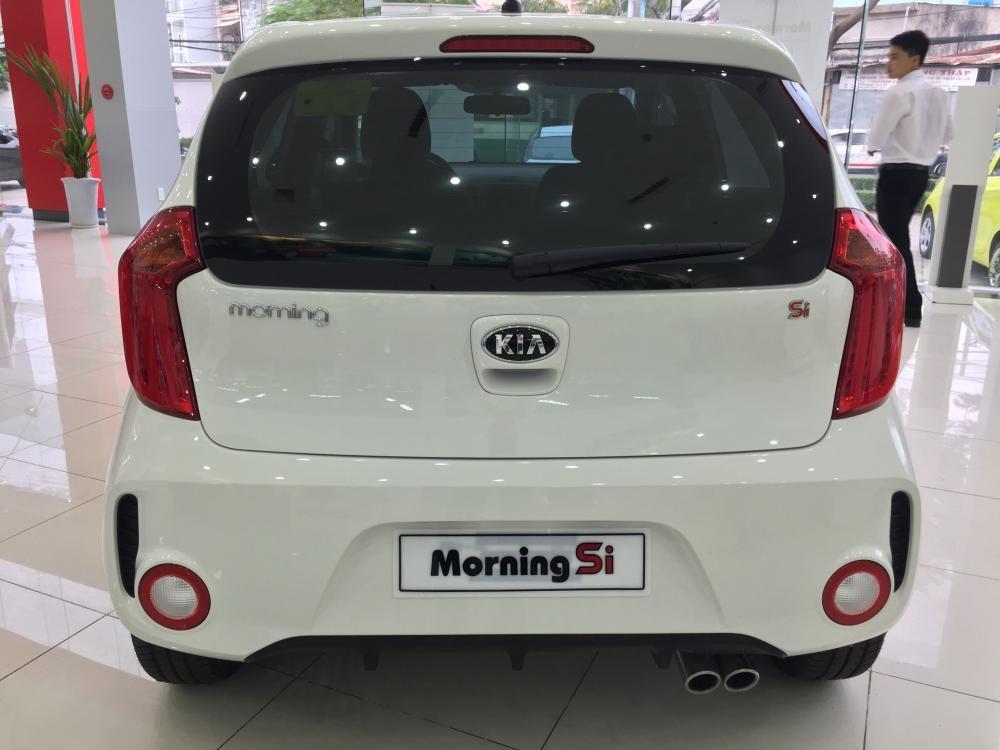 Cần bán xe Kia Morning đời 2015, màu trắng, 422 triệu-2